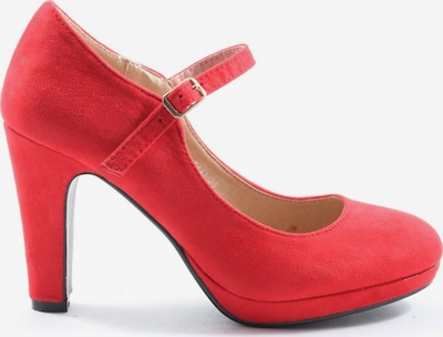 Kayla Mary Jane Pumps in 38 in rot, Produktansicht