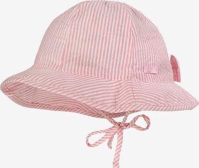 Pălărie MAXIMO pe rosé / alb, Vizualizare produs
