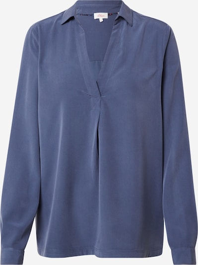 s.Oliver Blouse in Dark blue, Item view
