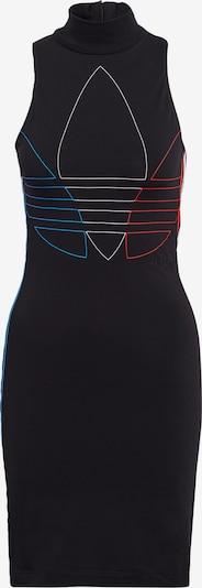 ADIDAS ORIGINALS Kleid in blau / rot / schwarz / weiß, Produktansicht