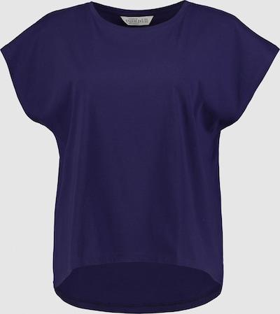 Studio Untold T-Shirt in dunkellila, Produktansicht