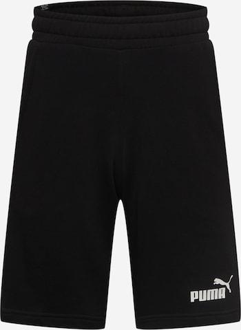 PUMA Sporthose in Schwarz