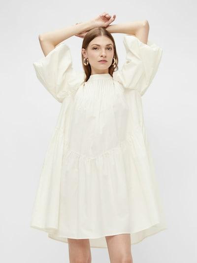 Y.A.S Kleid 'SALISA' in naturweiß, Modelansicht