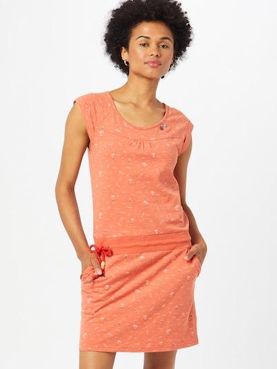 sötétkék / sötét narancssárga / fehér Ragwear Nyári ruhák 'PENELOPE', Modell nézet