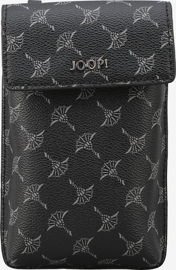 JOOP! Handytasche in grau / schwarz, Produktansicht