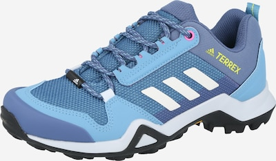ADIDAS PERFORMANCE Zapatos bajos en azul / azul claro / blanco, Vista del producto