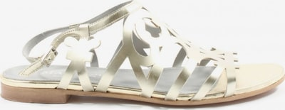 Maripå Sandals & High-Heeled Sandals in 39 in Silver / Wool white, Item view