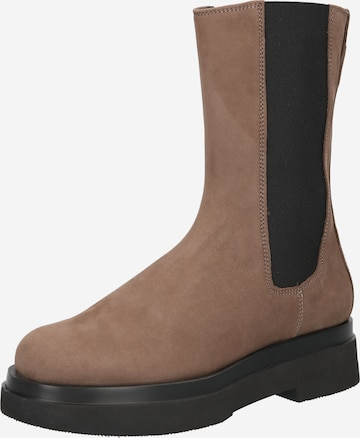 Högl Chelsea Boots 'Steel' in Brown