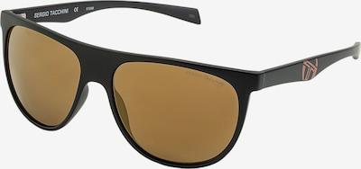 Sergio Tacchini Retrosonnenbrille Eyewear Fashion in schwarz, Produktansicht