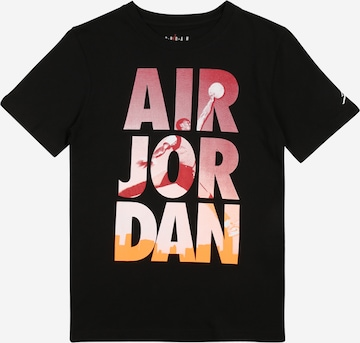 melns Jordan T-Krekls 'DUNK FADE'