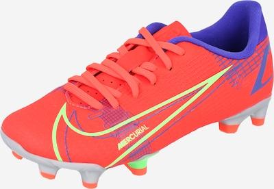 NIKE Zapatos deportivos 'JR VAPOR 14 ACADEMY FG/MG' en azul / amarillo neón / rojo anaranjado, Vista del producto