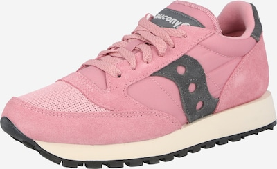 saucony Sneaker in grau / rosa / silber, Produktansicht