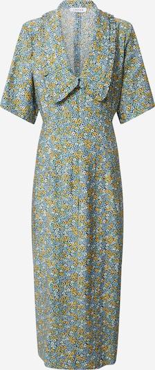 Abito camicia 'Nathaly' EDITED di colore blu / giallo / verde / bianco, Visualizzazione prodotti