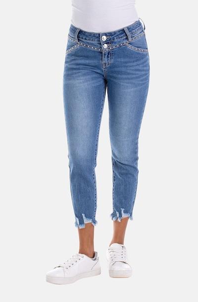 Blue Monkey Jeans 'Sandy' in Blue, View model
