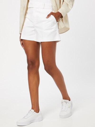 Lauren Ralph Lauren Shorts 'DEVAYNE' in weiß, Modelansicht