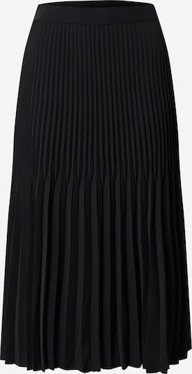 OPUS Sukňa 'Rinita' - čierna: Pohľad spredu