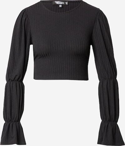 Missguided Tričko - černá, Produkt