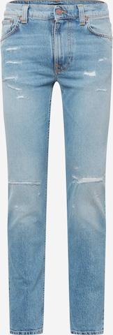 Nudie Jeans Co Teksapüksid 'Lean Dean', värv sinine