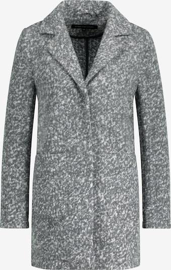 ONE MORE STORY Mantel mit Einsatztaschen in graumeliert, Produktansicht