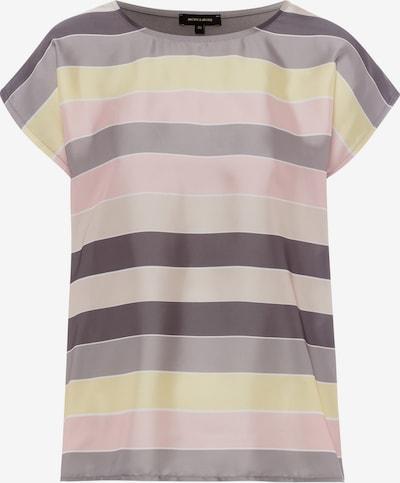 MORE & MORE Blusenshirt in lila / mischfarben, Produktansicht