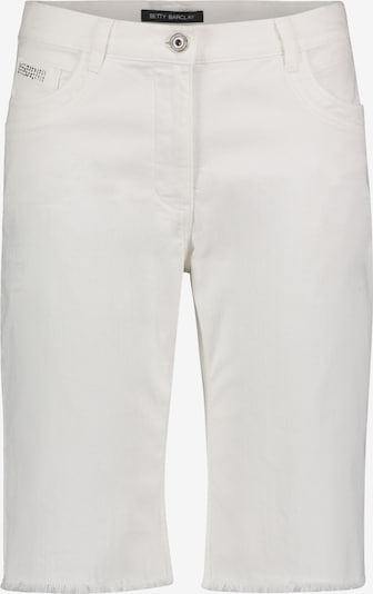 Betty Barclay Jeans in de kleur Wit, Productweergave