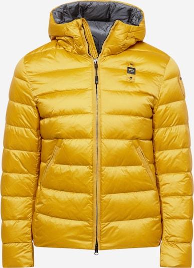 Blauer.USA Winterjas in de kleur Geel, Productweergave