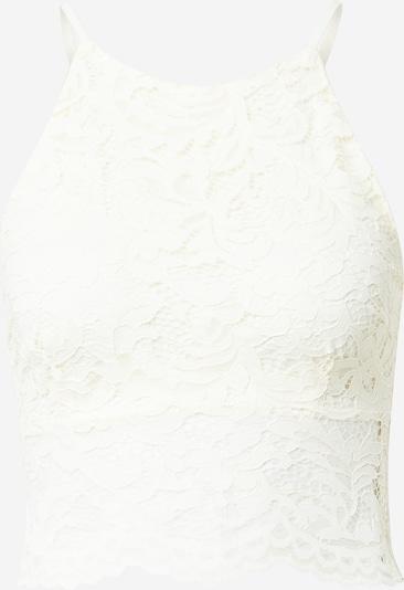 ABOUT YOU Haut 'Arven' en blanc, Vue avec produit