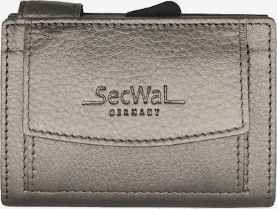 SecWal Kreditkartenetui in silber, Produktansicht