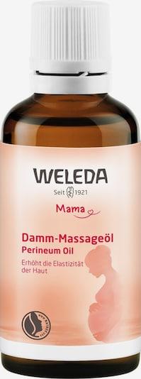 WELEDA Massageöl 'Damm' in hellgelb, Produktansicht