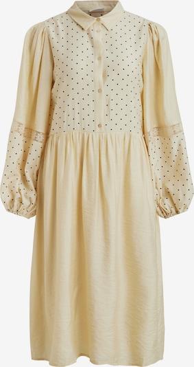 VILA Košilové šaty 'Nille' - béžová / tmavě šedá, Produkt