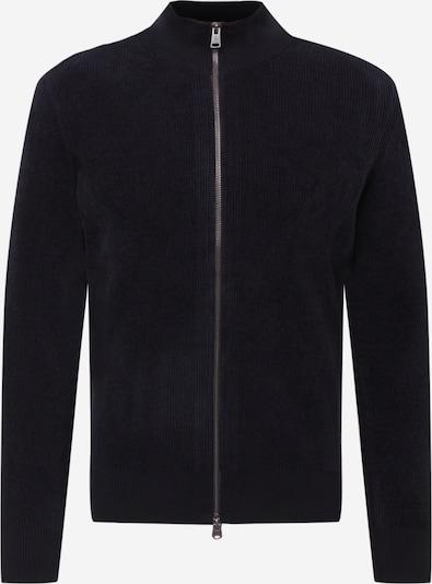 Marc O'Polo Sweatjacke in schwarz, Produktansicht