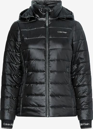 Calvin Klein Tussenjas in de kleur Zwart / Wit, Productweergave