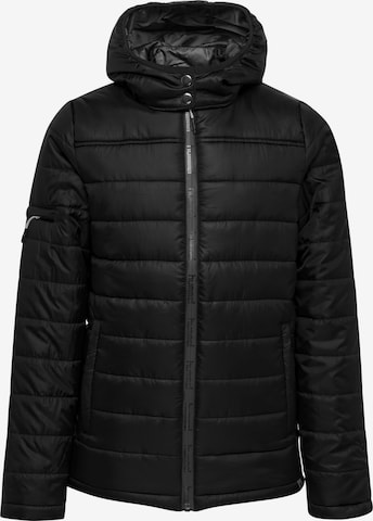 Veste d'hiver 'NORTH' Hummel en noir