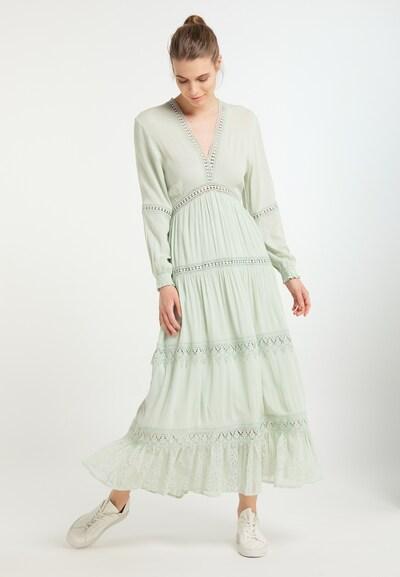 DreiMaster Vintage Kleid in mint, Modelansicht