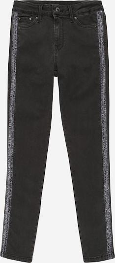 Pepe Jeans Jeans 'Pixlette' in grey denim / silber, Produktansicht