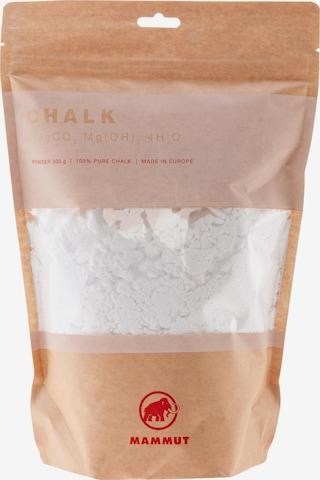 MAMMUT Chalk 'Chalk Powder 300 g' in Beige