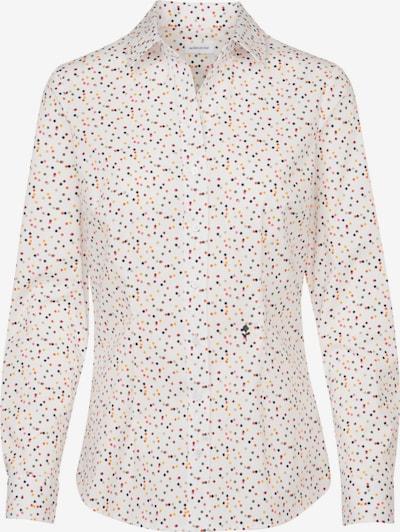 SEIDENSTICKER Bluse in mischfarben / weiß, Produktansicht