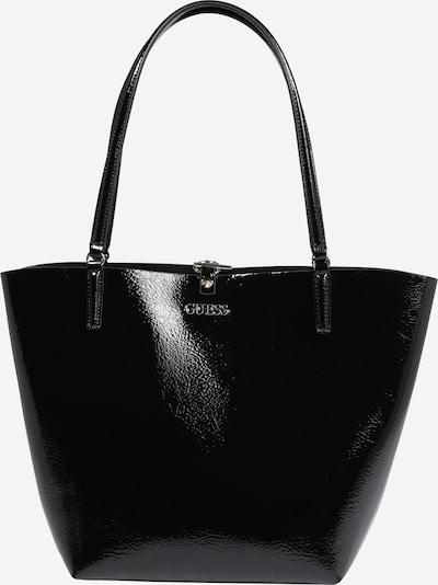 GUESS Nakupovalna torba 'Alby'   črna barva, Prikaz izdelka