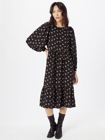 Louche Kleid 'LILIANNE' - Čierna