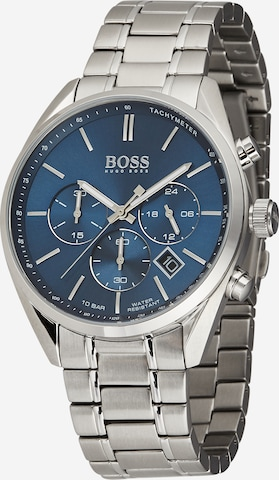 BOSS Casual Analog Watch 'CHAMPION' in Silver