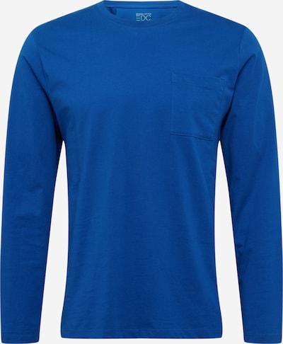 EDC BY ESPRIT T-Shirt en bleu, Vue avec produit