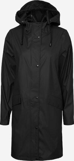 VERO MODA Lang Regenjacke in schwarz, Produktansicht