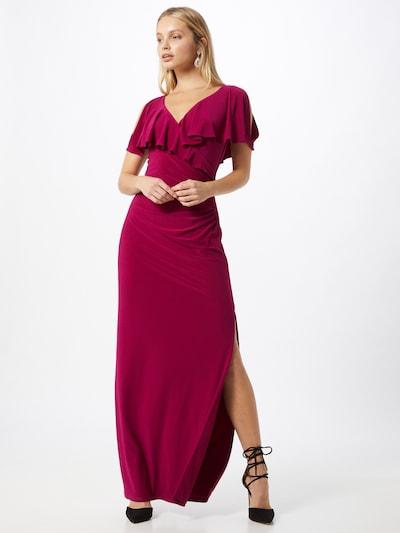 Lauren Ralph Lauren Kleid 'Priah' in lila, Modelansicht