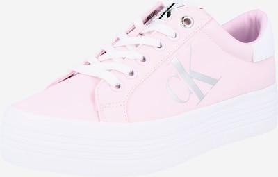 Calvin Klein Sneaker in grau / rosa / weiß, Produktansicht