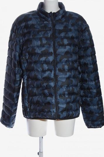 Angelo Litrico Daunenjacke in XL in blau / schwarz, Produktansicht
