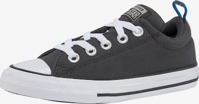CONVERSE Sneaker in dunkelgrau / weiß, Produktansicht