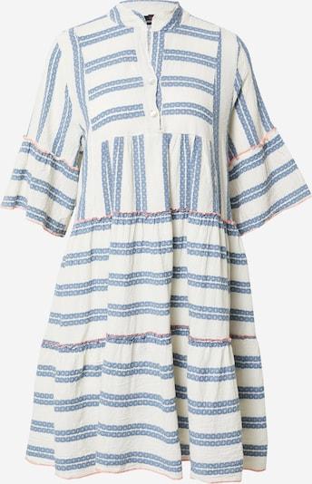 Zwillingsherz Kleid  'Ria' in blau / weiß, Produktansicht