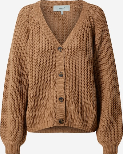 Moves Strickjacke in camel, Produktansicht