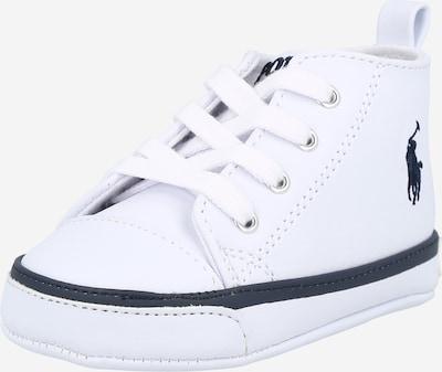 Polo Ralph Lauren Zapatillas deportivas 'HAMPTYN HI  LAYETTE' en azul noche / blanco, Vista del producto