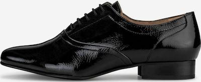 COX Schnürschuh in schwarz, Produktansicht
